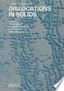 Dislocations in Solids