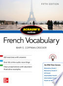 Schaum s Outline of French Vocabulary  Fifth Edition