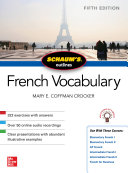Schaum's Outline of French Vocabulary, Fifth Edition