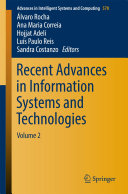 Recent Advances in Information Systems and Technologies [Pdf/ePub] eBook