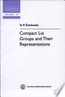 Compact Lie Groups and Their Representations