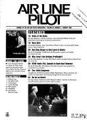Air Line Pilot