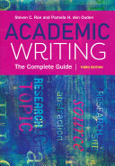 Academic Writing  Third Edition