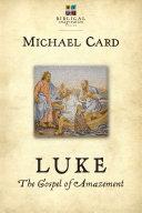 Luke: The Gospel of Amazement Pdf/ePub eBook