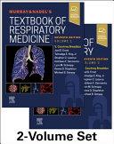 Murray   Nadel s Textbook of Respiratory Medicine  2 Volume Set Book