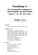 Proceedings of the 7th International Conference on Liquid Atomization and Spray Systems  August 18 22  Seoul  Korea