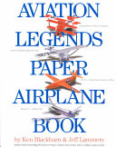 Aviation Legends Paper Airplane Book