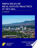 Principles of Real Estate Practice in Nevada