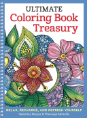 Ultimate Coloring Book Treasury Book