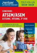 Pdf Concours ATSEM/ASEM - Externe, interne, 3e voie Telecharger