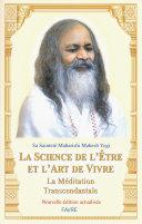 Pdf La science de l'être et l'art de vivre - La méditation transcendantale Telecharger