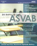 30 Days to the Asvab