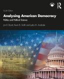 Analyzing American Democracy Pdf/ePub eBook