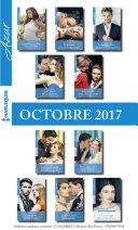 10 romans Azur (no3875 à 3884-Octobre 2017) [Pdf/ePub] eBook