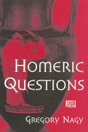 Homeric Questions