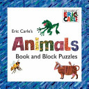 Eric Carle s Animals Book and Block Puzzles