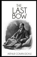 His Last Bow IllustratedHis Last Bow Illustrated