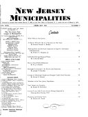 New Jersey Municipalities Book