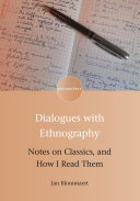 Dialogues with Ethnography Pdf/ePub eBook