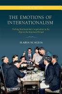 Pdf The Emotions of Internationalism Telecharger