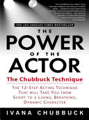 The Power of the Actor Pdf/ePub eBook