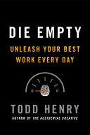 Die Empty Book PDF