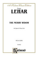 The Merry Widow: Vocal Score (English Language Edition), Score
