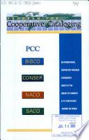 Program For Cooperative Cataloging