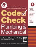 Code Check Plumbing   Mechanical