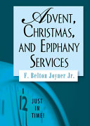 Advent  Christmas  and Epiphany Services