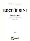Pdf String Trio, Opus 54, No. 3 Telecharger