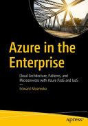 Azure in the Enterprise