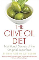 The Olive Oil Diet Book PDF