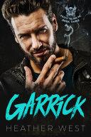Garrick  Book 3