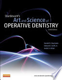 Sturdevant s Art   Science of Operative Dentistry   E Book Book