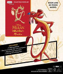 IncrediBuilds Disney s Mulan Mushu Book and 3D Wood Model