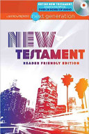 Word of Promise Next Generation Bible   New Testament Book