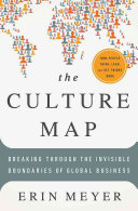 The Culture Map book cover