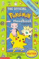 The Official Pokemon Handbook