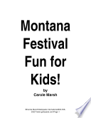Montana Festival Fun For Kids
