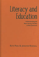 Cover of Literacy and Education