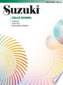 Suzuki cello school, vol. 6