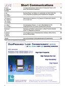 Journal of Planar Chromatography--modern TLC
