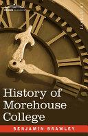 History of Morehouse College [Pdf/ePub] eBook