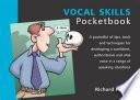 Vocal Skills Pocketbook