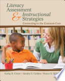 Literacy Assessment And Instructional Strategies Book