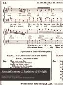 Rossini's Opera Il Barbiere Di Siviglia
