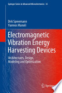 Electromagnetic Vibration Energy Harvesting Devices
