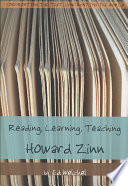 Reading Learning Teaching Howard Zinn