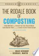 The Rodale Book of Composting  Newly Revised and Updated Book